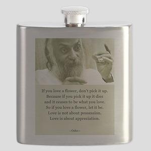 Osho 001 Flask