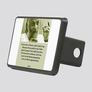 Osho 001 Rectangular Hitch Cover