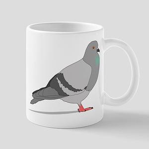 Cartoon Pigeon Mug