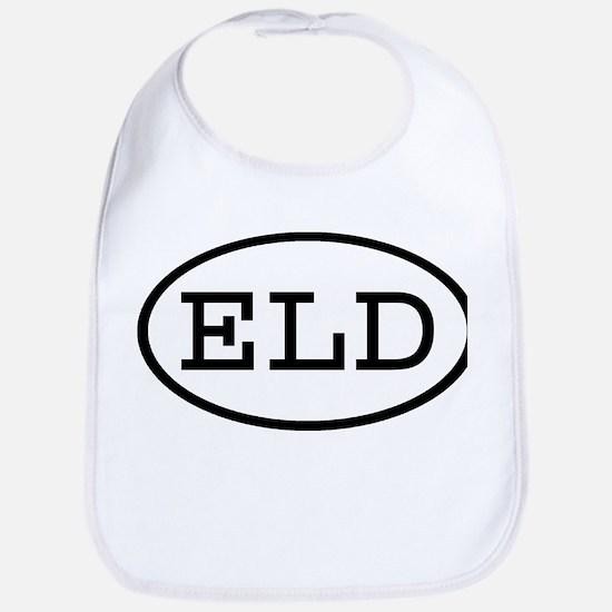 ELD Oval Bib