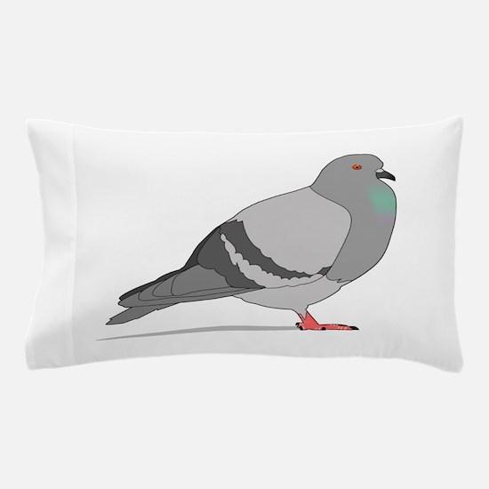 Cartoon Pigeon Pillow Case