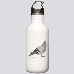 Cartoon Pigeon Stainless Water Bottle 1.0L