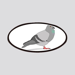 Cartoon Pigeon Patches