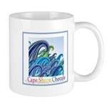 Cape Shore Chorale Logo Mugs