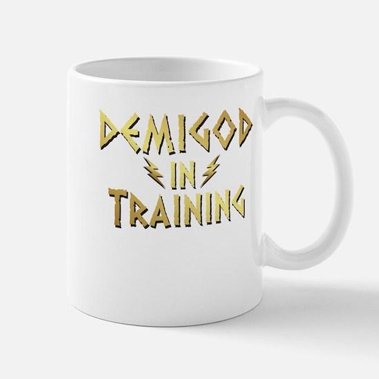 DEMIGOD in TRAINING Mugs