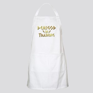 DEMIGOD in TRAINING Apron