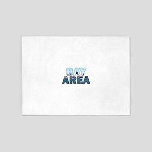 Bay Area 003 5'x7'Area Rug