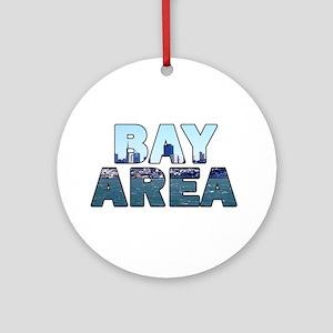 Bay Area 003 Ornament (Round)