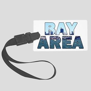 Bay Area 003 Large Luggage Tag