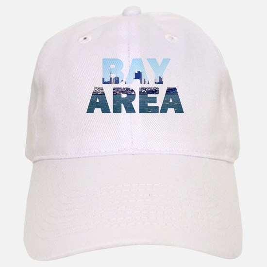 Bay Area 004 Baseball Baseball Cap