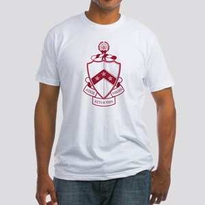 Phi Kappa Tau Crest Fitted T-Shirt