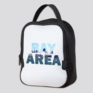 Bay Area 004 Neoprene Lunch Bag