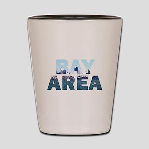 Bay Area 004 Shot Glass