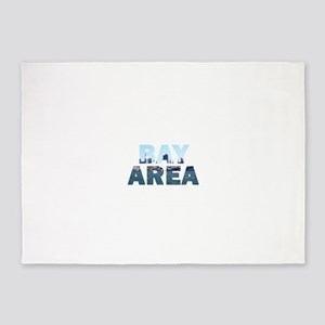 Bay Area 004 5'x7'Area Rug