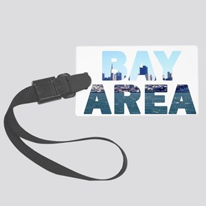 Bay Area 004 Large Luggage Tag