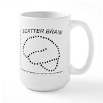 Scatter Brain Mugs