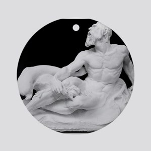 Gods Ornament (Round)