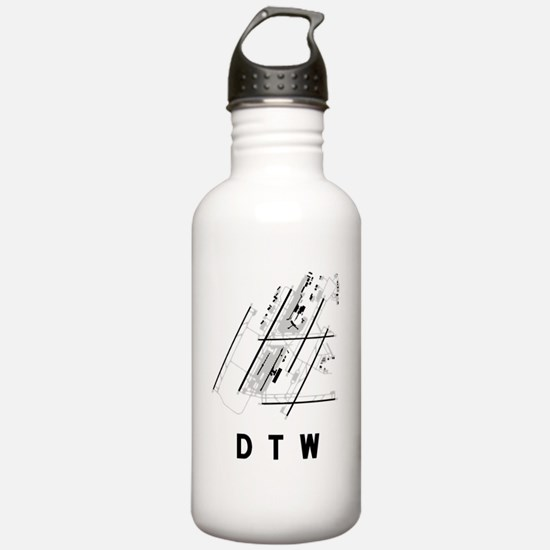 Funny Atl Water Bottle