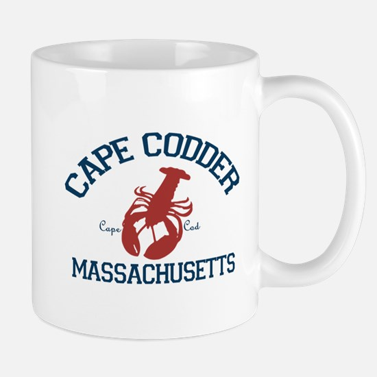 Cape Cod - Lobster Design. Mug
