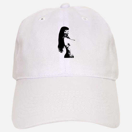 Bandana Girl Baseball Baseball Cap