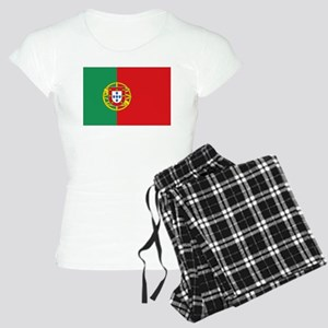 Portuguese flag Women's Light Pajamas
