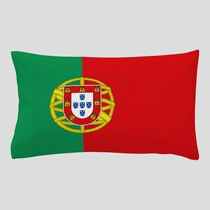 Portuguese flag Pillow Case