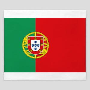 Portuguese flag King Duvet