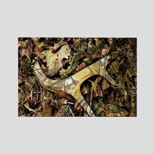camouflage deer antler Magnets