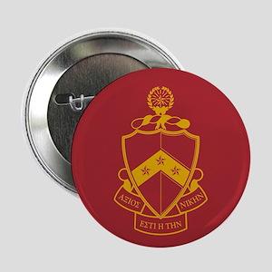 "Phi Kappa Tau Crest 2.25"" Button"