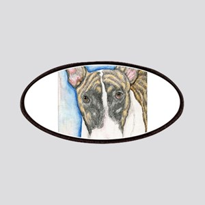 English Bull Terrier Patch