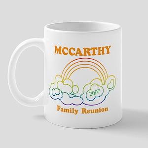 MCCARTHY reunion (rainbow) Mug