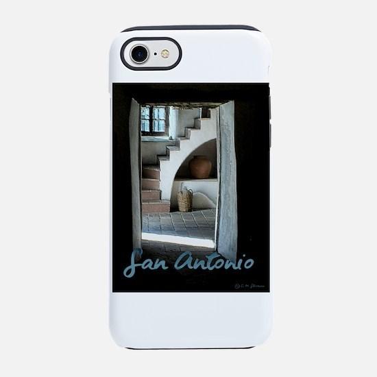 San Antonio iPhone 7 Tough Case