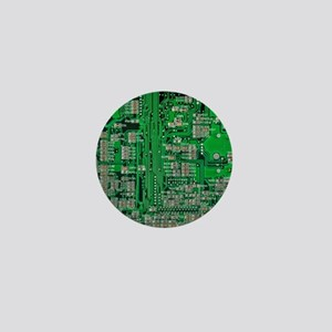 Circuit Board Mini Button