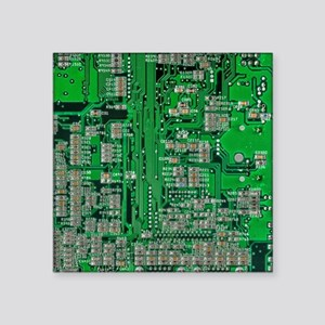 Circuit Board Sticker