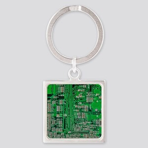 Circuit Board Keychains