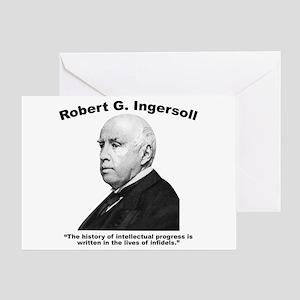 Ingersoll: Progress Greeting Card