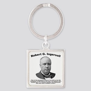 Ingersoll: OldTest Square Keychain