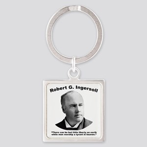 Ingersoll: Liberty Square Keychain