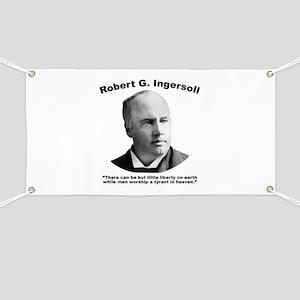 Ingersoll: Liberty Banner