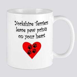 Yorkshire Terriers Leave Paw Prints On Your Heart