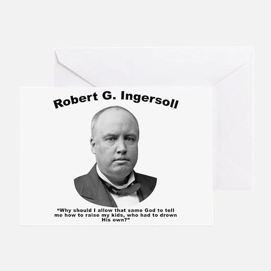 Ingersoll: Kids Greeting Card
