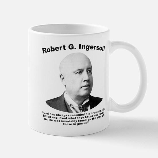 Ingersoll: God Mug