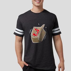 100%jewcy pink copy Mens Football Shirt