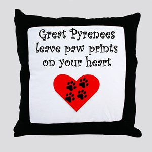 Great Pyrenees Leave Paw Prints On Your Heart Thro