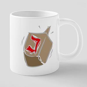 100%jewcy pink copy 20 oz Ceramic Mega Mug