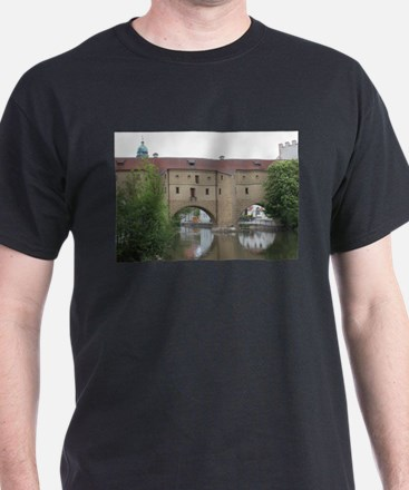 Amberger Stadtbrille T-Shirt