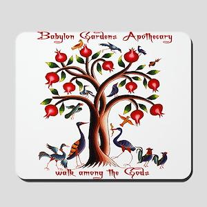 Babylon Tree of Life Mousepad