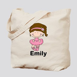 My Girl Personalized Tote Bag