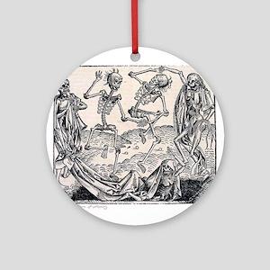 Necromancy Ornament (Round)