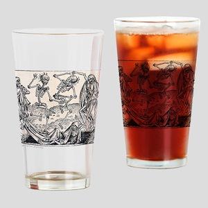 Necromancy Drinking Glass